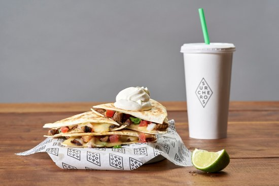 Moultrie, Τζόρτζια: Loaded Quesadilla