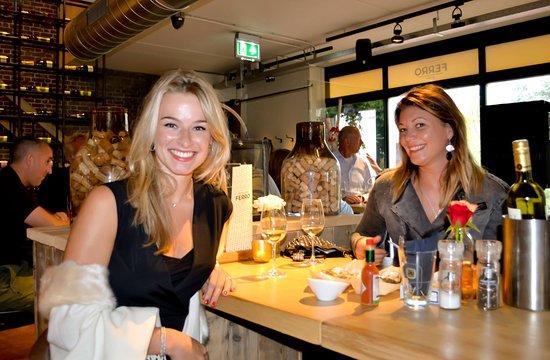 Berkel en Rodenrijs, Holandia: Besloten borrel