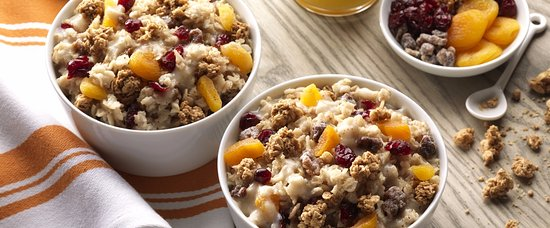 Baytown, TX: Free Breakfast, from Healthy or Decadent