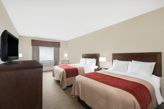 Columbus, TX: Room ADA Double Queen