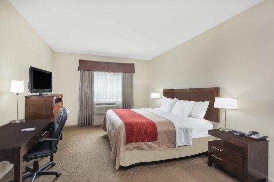 Columbus, TX: Room ADA King
