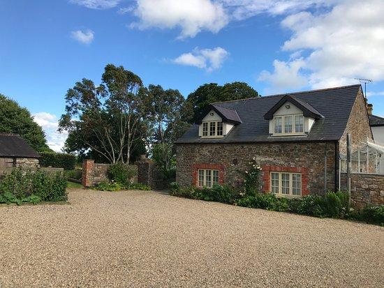 Slane, Irlandia: The detached house