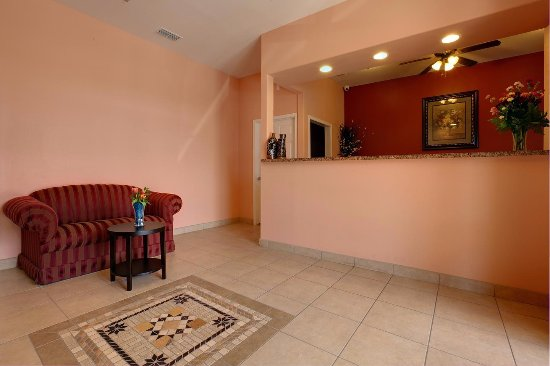 Guest Inn San Benito / Harlingen: Lobby