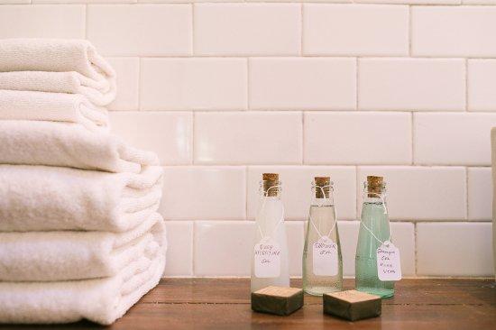 Posada Margherita: Room 8 amenities