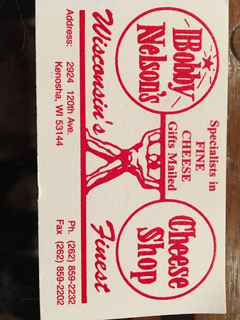 Booby Nelson's Cheese Shop : photo4.jpg