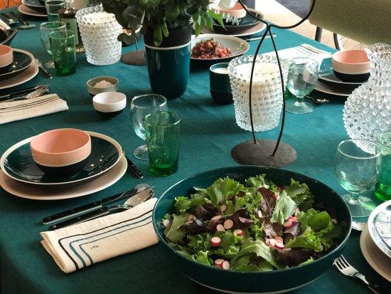 la la cuisine maison sarah lavoine photo de la la cuisine paris tripadvisor. Black Bedroom Furniture Sets. Home Design Ideas