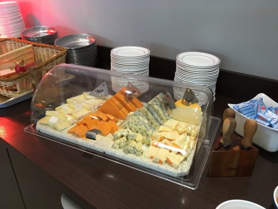 Nord, France: Vues des buffets