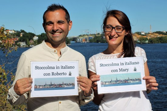 ‪Stoccolma in italiano - Visite guidate‬