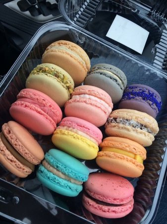 Wheaton, إلينوي: PampleMousse Bakery