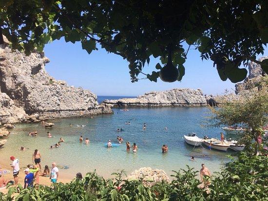 photo0.jpg - Picture of Agios Pavlos Beach (Saint Paul ...