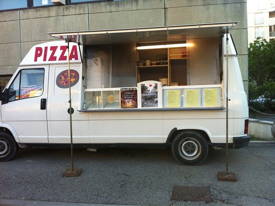 Tres bonne pizza avis de voyageurs sur franck pizza for Livraison pizza salon de provence