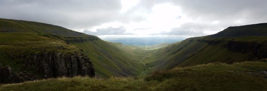 Cumbria, UK: high cup nick