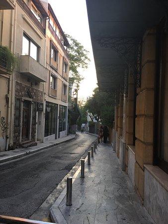 Electra Palace Athens: Buen hotel! Ubicación súper!