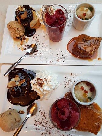Le Turbot : Grand dessert