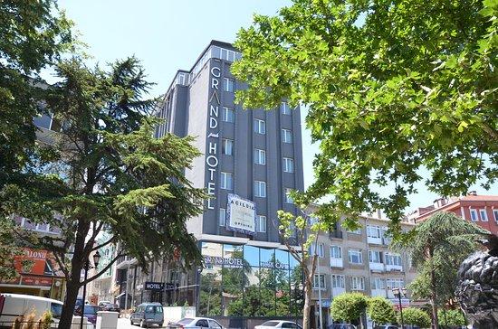 Grand Park Hotel Corlu