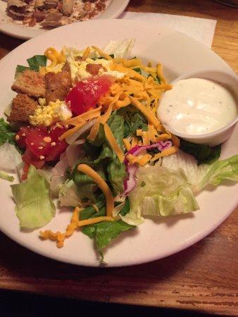 เมทูเอน, แมสซาชูเซตส์: salad