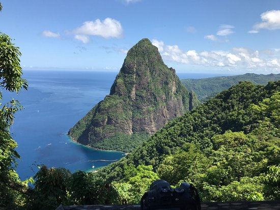 Marc's Taxi Service and Tours St. Lucia