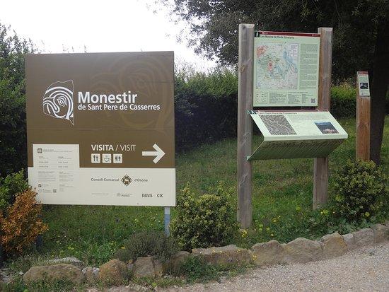 Monestir de Sant Pere de Casserres 사진