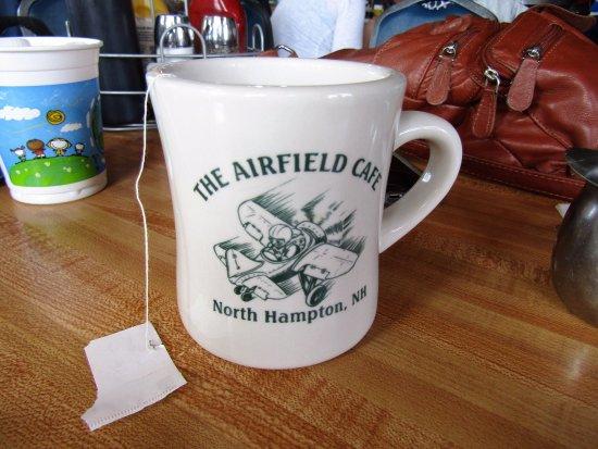 North Hampton, NH: my tea