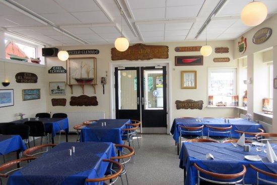 Esbjerg, Denmark: Restaurantlokalet