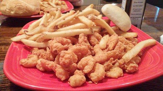13 Bones: Crispy Popcorn Shrimp