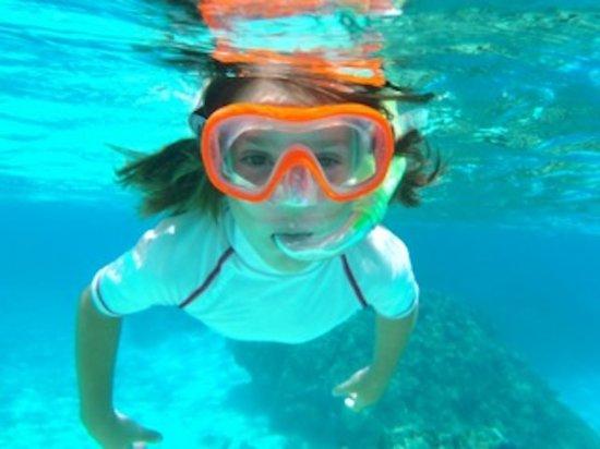 Snorkeling - Cala Gonone