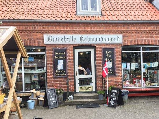 Randboel, الدنمارك: Summer af hygge og gamle dage .