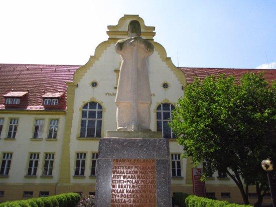 Monument of Piast Kolodziej