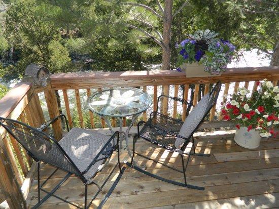 deck flowers picture of mountain river inn bed breakfast buena rh tripadvisor co za