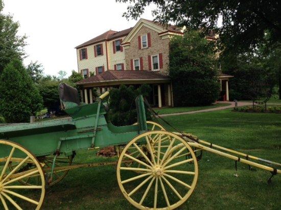 Joseph Ambler Inn Picture