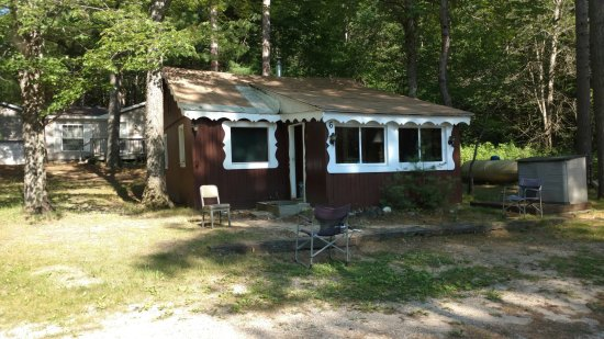Frederic, MI: our cabin at Pine View