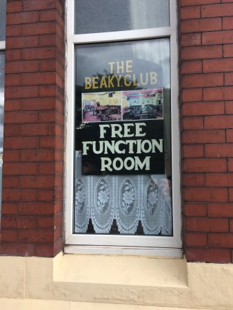 Ashton-under-Lyne, UK: Beaky Club