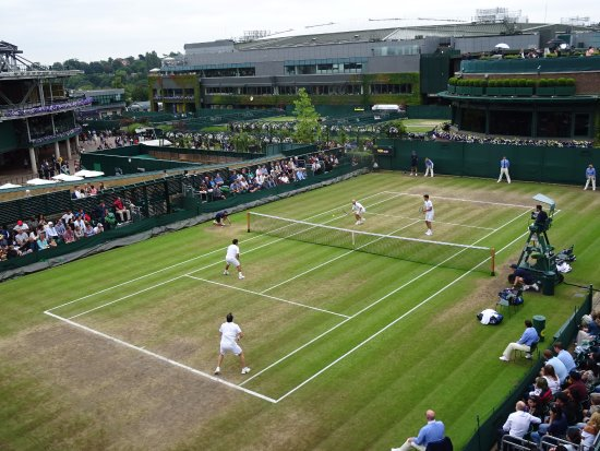 ‪The All England Lawn Tennis Club‬