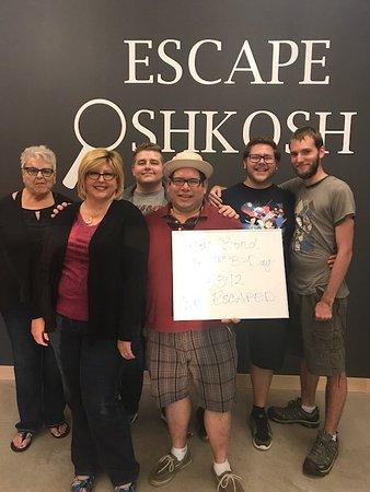 Escape Oshkosh照片