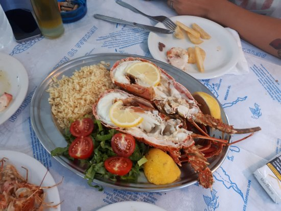 Sivota, Griekenland: Ionion Taverna