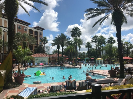 Pool Picture Of Floridays Resort Orlando Tripadvisor