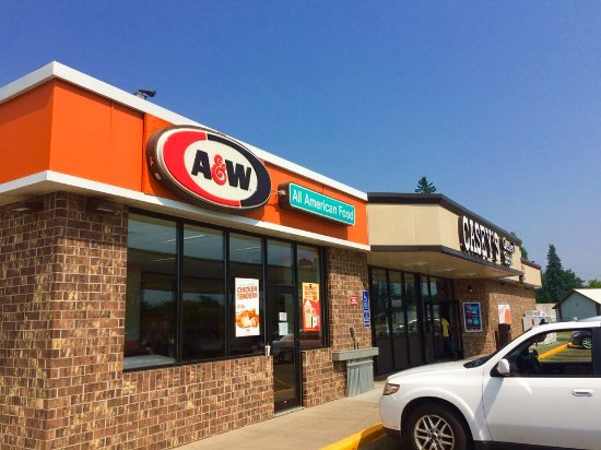 Cohasset, MN: Yeah! A&W!!!