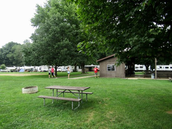 Shelocta, PA: Green space
