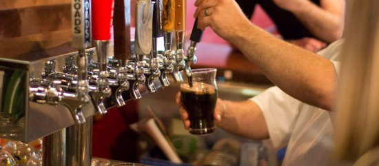 Hamburg, NY: 14 Craft brews on tap!