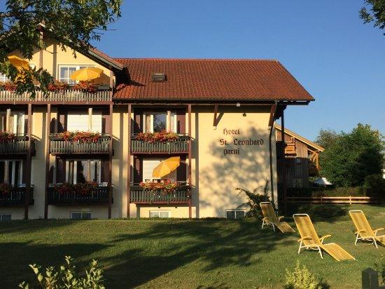 Hotel St Leonnard Bad Birnbach