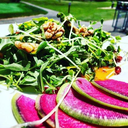 Camano Island, WA: Arugula Salad