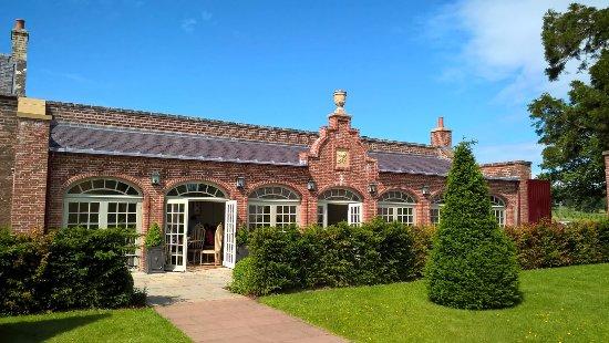 Garden Centre: Picture Of Dumfries House, New Cumnock