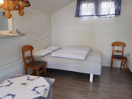 Steinkjer, Noruega: Inni hytta