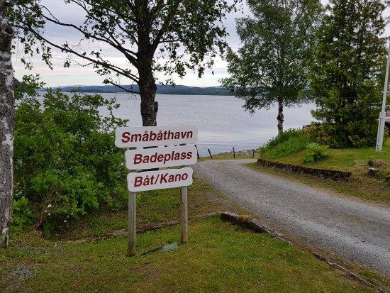 Steinkjer, Noruega: Veien ned til vannet
