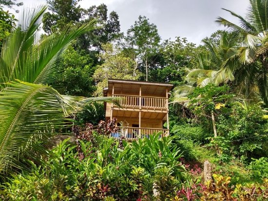 Marigot, Dominica: Abakai cottage