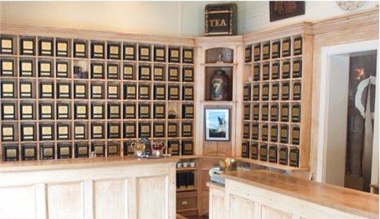 Salisbury, Коннектикут: Tasting Room & Cafe