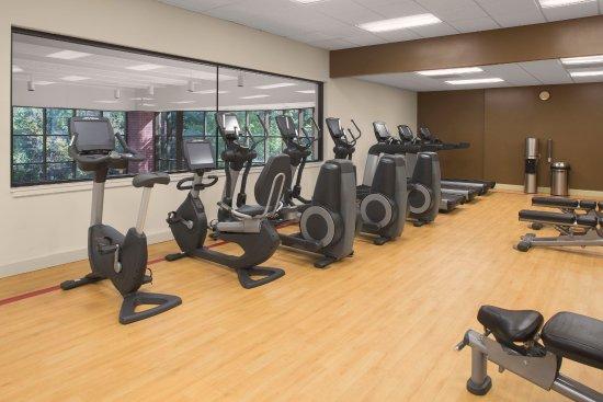 Cuyahoga Falls, OH: Fitness Center