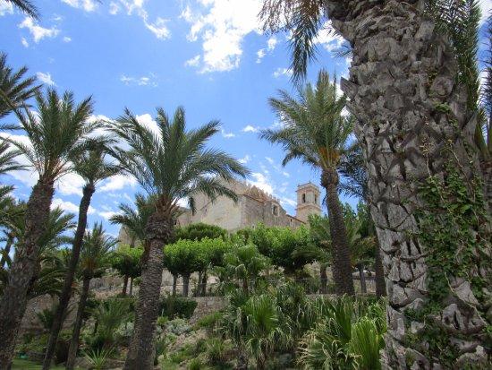 Jardines Castillo Peniscola