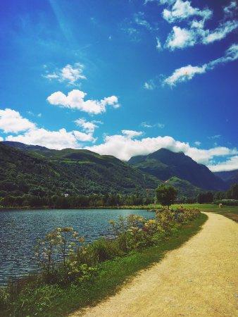 Loudenvielle, Frankrike: lac