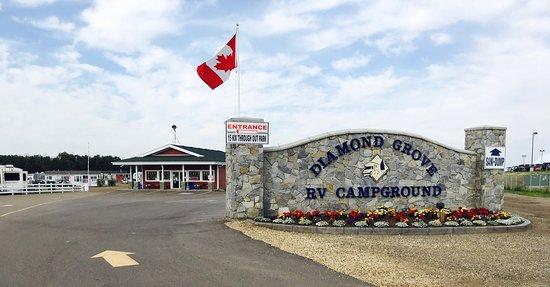 Diamond Grove RV Campground-July 27 2017